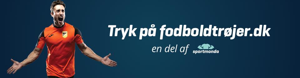 Tryk på fodboldtrøjer