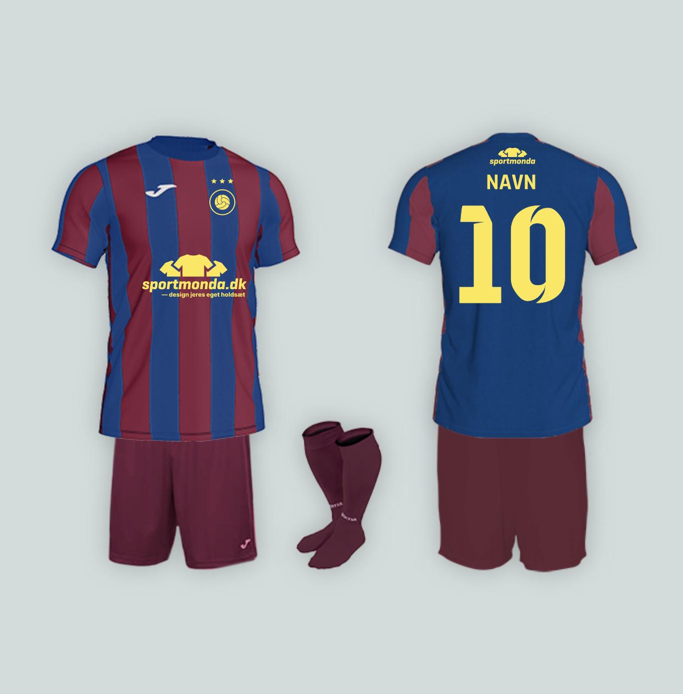 tryk på fodboldtrøjer københavn